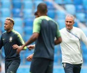 Após hiato de seis anos, seleção jogará no Maracanã em 2019.(Imagem:Lucas Figueiredo/CBF)