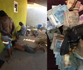 Polícia realiza operação contra o tráfico de drogas no litoral e prende 5 pessoas.(Imagem:Polícia Civil)