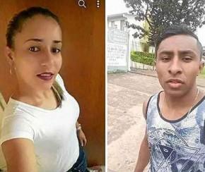 Piauiense morta por ex-companheiro em Brasília será enterrada em Floriano.(Imagem:Reprodução)