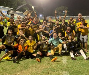 Timon garante vaga inédita no Campeonato Piauiense 2020.(Imagem:Cidadeverde.com)