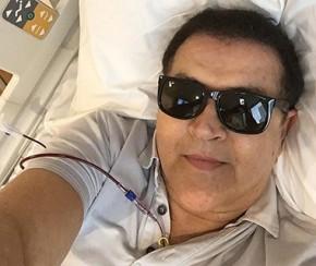 Beto Barbosa deixa UTI de hospital.(Imagem:Divulgação)