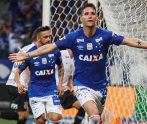 Corinthians perde do Cruzeiro no 1º jogo da decisão.(Imagem:Vinnicius Silva)