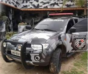 Operação nos bairros de Teresina combate roubos de carro e tráfico de drogas.(Imagem:Cidadeverde.com)