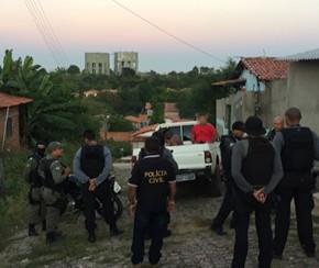 Suspeitos de arrastões em casas são presos em operação na Capital.(Imagem:CidadeVerde.com)