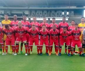 River é goleado pelo Corinthians e se despede da Copa do Brasil Sub-20.(Imagem:Divulgação/River A.C.)