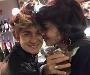 Nanda Costa torna público relacionamento com cantora.(Imagem:Instagram)