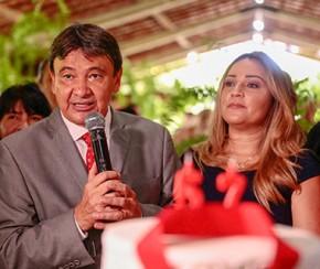 No aniversário, governador pede paciência a aliados sobre novo secretariado.(Imagem:CidadeVerde.com)