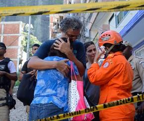 Desabamento em Mazema: total de mortos sobe para 10(Imagem:Tânia Rego)