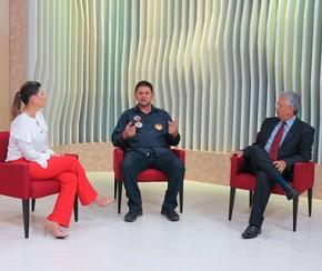 Candidato propõe passe livre para os desempregados.(Imagem:CidadeVerde.com)