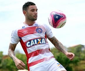 Eugenio Mena(Imagem:Felipe Oliveira / EC Bahia)