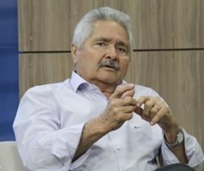 Elmano Férrer diz que chapa com três senadores mantém partidos unidos.(Imagem:Wilson Filho)