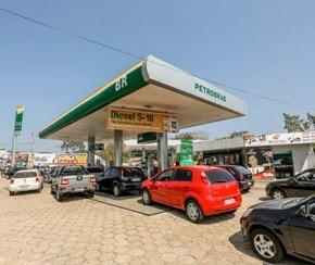 Falha de navio pode causar falta de gasolina em postos de Teresina.(Imagem:CidadeVerde.com)