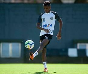 Em crise, Santos visita o Fluminense e tenta se distanciar da degola.(Imagem:Ivan Storti/Santos FC)