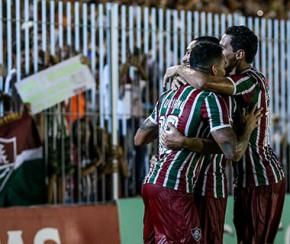 Fluminense derrota o Boavista e abre vantagem na liderança.(Imagem:Divulgação)