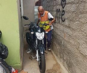 Mototaxista é preso suspeito de dar golpe e publicar na internet.(Imagem:Cidadeverde.com)