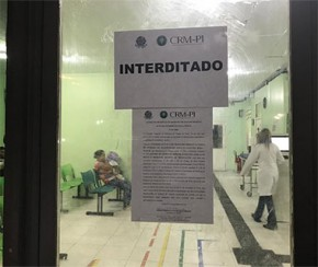 CRM/PI faz interdição parcial da maternidade por superlotação.(Imagem:Yala Sena)