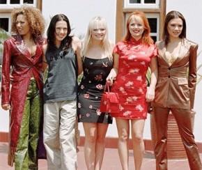 Spice Girls devem lançar turnê de retorno nesta semana.(Imagem:Folha Press)