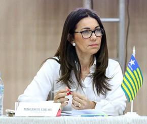Vice-governador Maragrete Coelho (PP)(Imagem:Wilson Filho)