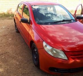 PRF prende homem com veículo roubado no município de Itaueira.(Imagem:PRF)