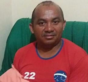 Armando de Sousa Santos, de 41 anos.(Imagem:Divulgação)