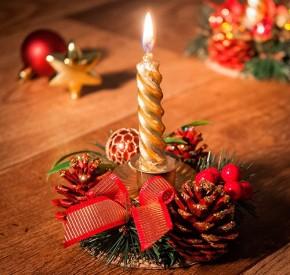 É Natal: Festa de muito Amor(Imagem:Divulgação)