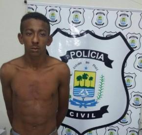 Marcos Rodrigues dos Santos(Imagem:Polícia Civil)