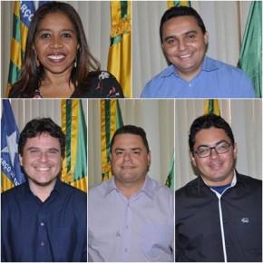 Prefeito Joel Rodrigues anuncia mudanças no primeiro escalão do governo(Imagem:Secom)