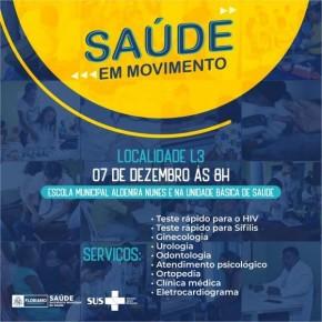 Projeto Saúde em Movimento(Imagem:Secom)
