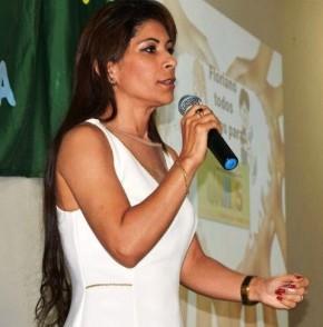 Luciana Acioly(Imagem:Waldemir Miranda)