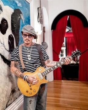 Johnny Depp(Imagem:Reprodução)