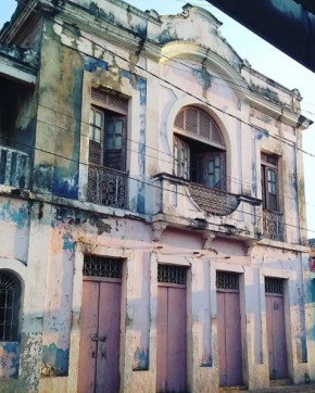 Casarão da Rua São Pedro(Imagem:Divulgação)