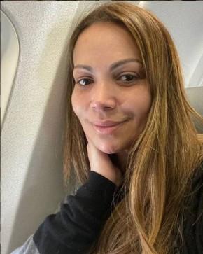 Sol Almeida confirma separação, surge abatida e ex-marido não a segue mais.(Imagem:Reprodução/Instagram)
