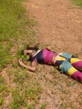 Jovem é encontrada morta em Barão de Grajaú(Imagem:Divulgação)