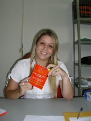 Servidora do PROCON de Floriano(Imagem:Floriano News)