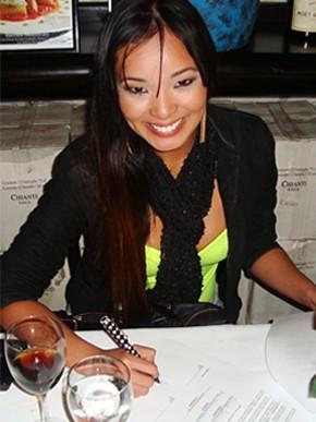 Carol Nakamura(Imagem:Reprodução)