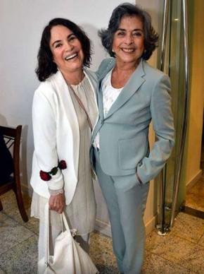 Betty Faria fala sobre Regina Duarte: Ego mal resolvido(Imagem:Reprodução)