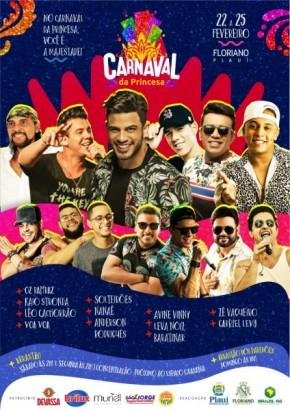 Carnaval da Princesa(Imagem:Secom)