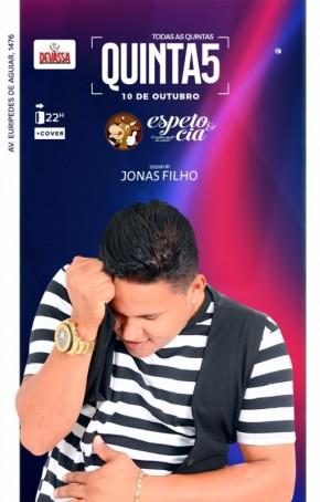 Jonas Filho no Espeto & Cia.(Imagem:Divulgação)