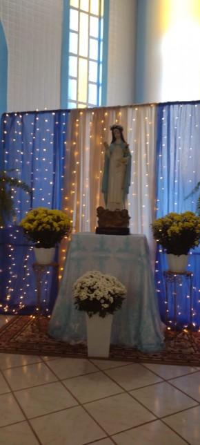 Imagem de Santa Beatriz(Imagem:FlorianoNews)