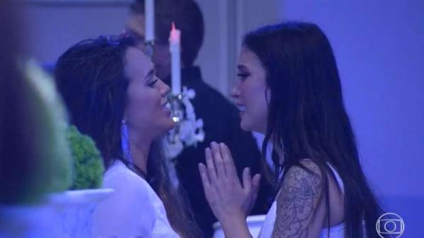 Rafa Kalimann abre o jogo sobre relação com Bianca Andrade(Imagem:Reprodução)