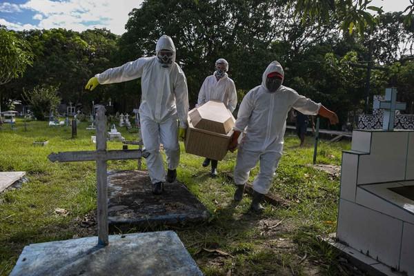 Piauí chega a 1.947 mortes pelo novo coronavírus em 167 municípios.(Imagem:Tarso Sarraf)