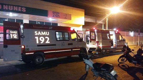Jovem de 26 anos morre em grave colisão entre carro e moto no Piauí(Imagem:Reprodução)