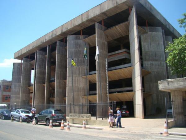 Tribunal de Justiça do Piauí(Imagem:Catarina Costa/G1 PI)