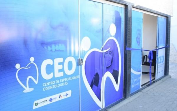 Inaugurado novo Centro de Especialidades Odontológicas de Floriano.(Imagem:Secom)