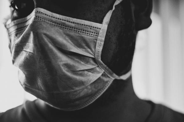 Máscara para proteção contra o coronavírus.(Imagem:Divulgação)