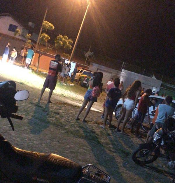 Homem é assassinado a tiros dentro de casa em Luís Correia, no Piauí.(Imagem:Reprodução)