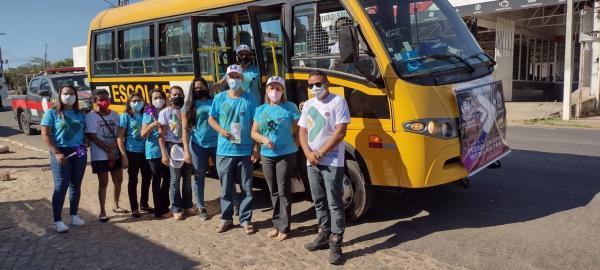 Iniciada a Semana Nacional da Pessoa com Deficiência Intelectual em Floriano(Imagem:FlorianoNews)