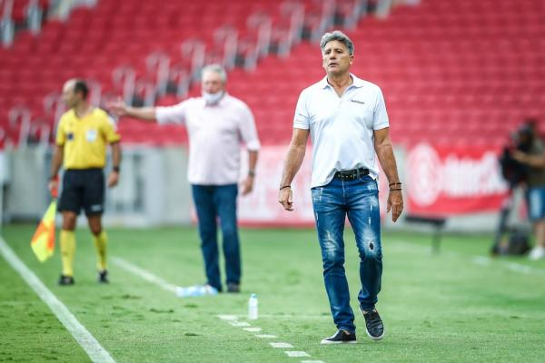 Grêmio descarta colocar time sub-23 no restante do Brasileirão: