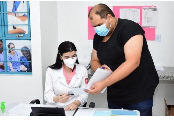 Iniciadas consultas oncológicas em Floriano(Imagem:Divulgação)
