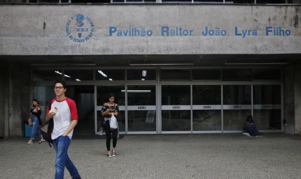 Uerj e UFF voltam às aulas, de forma remota, em setembro.(Imagem:Fernando Frazão/Agência Brasil)
